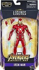 Avengers Marvel Legends Series - Iron Man (6 inch) (Multi Color)