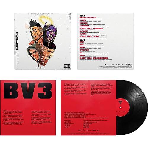 Bv3 (Vinyl Black)