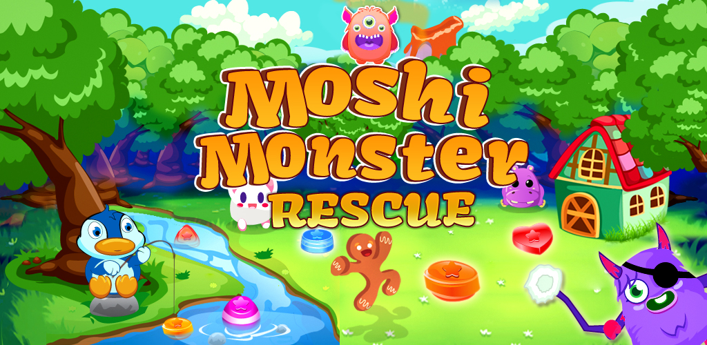 Image of Moshi Monster Rescue