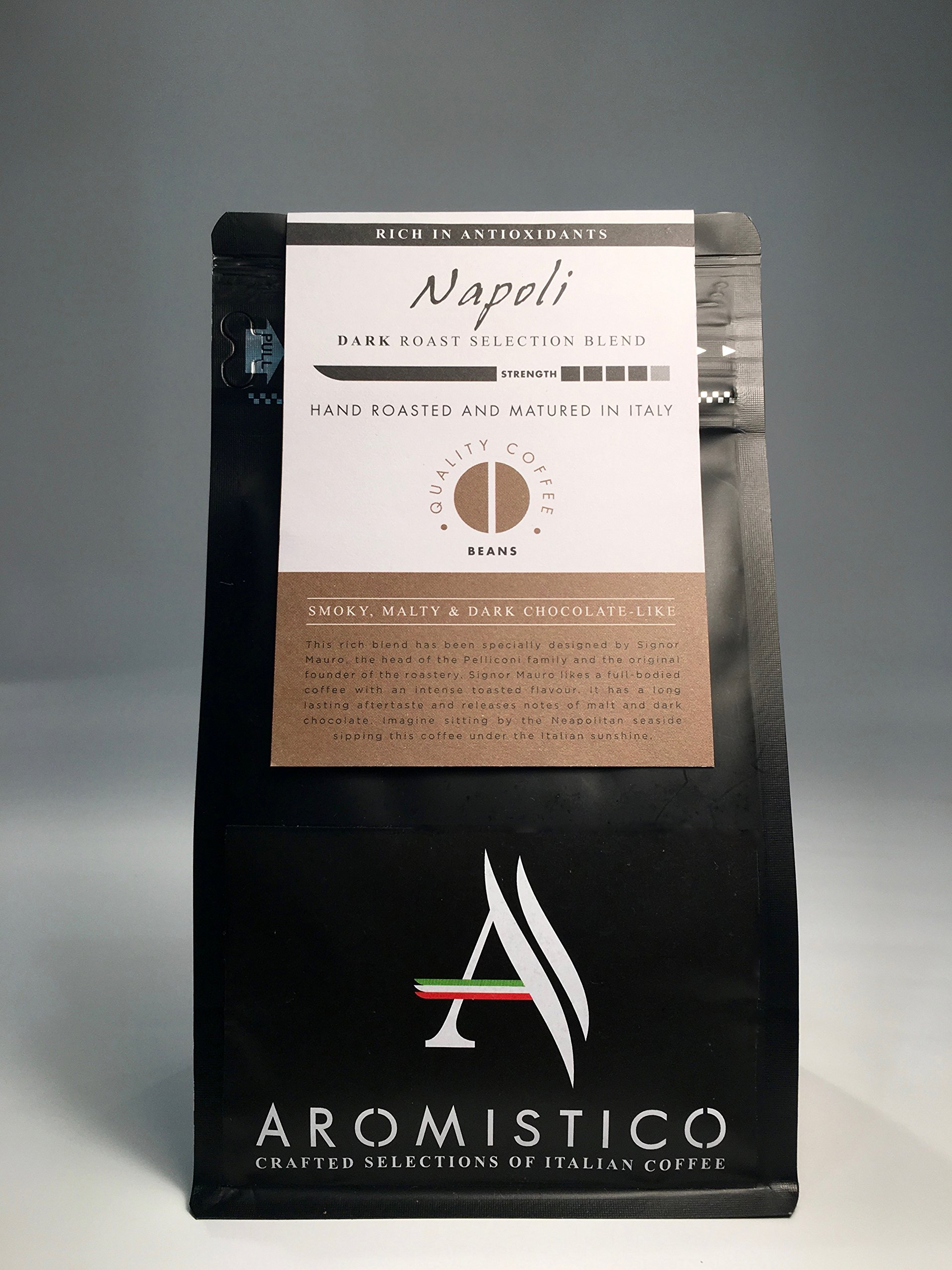 AROMISTICO-Coffee-Rich-Strong-Gourmet-Dark-Roast-Premium-Coffee-Beans-Napoli