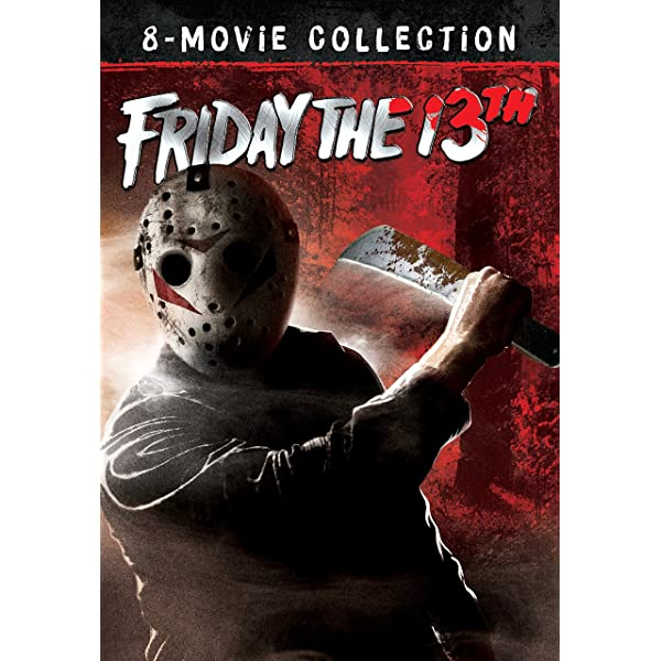 Friday The 13Th: The Ultimate Collection (8 Dvd) [Edizione ...