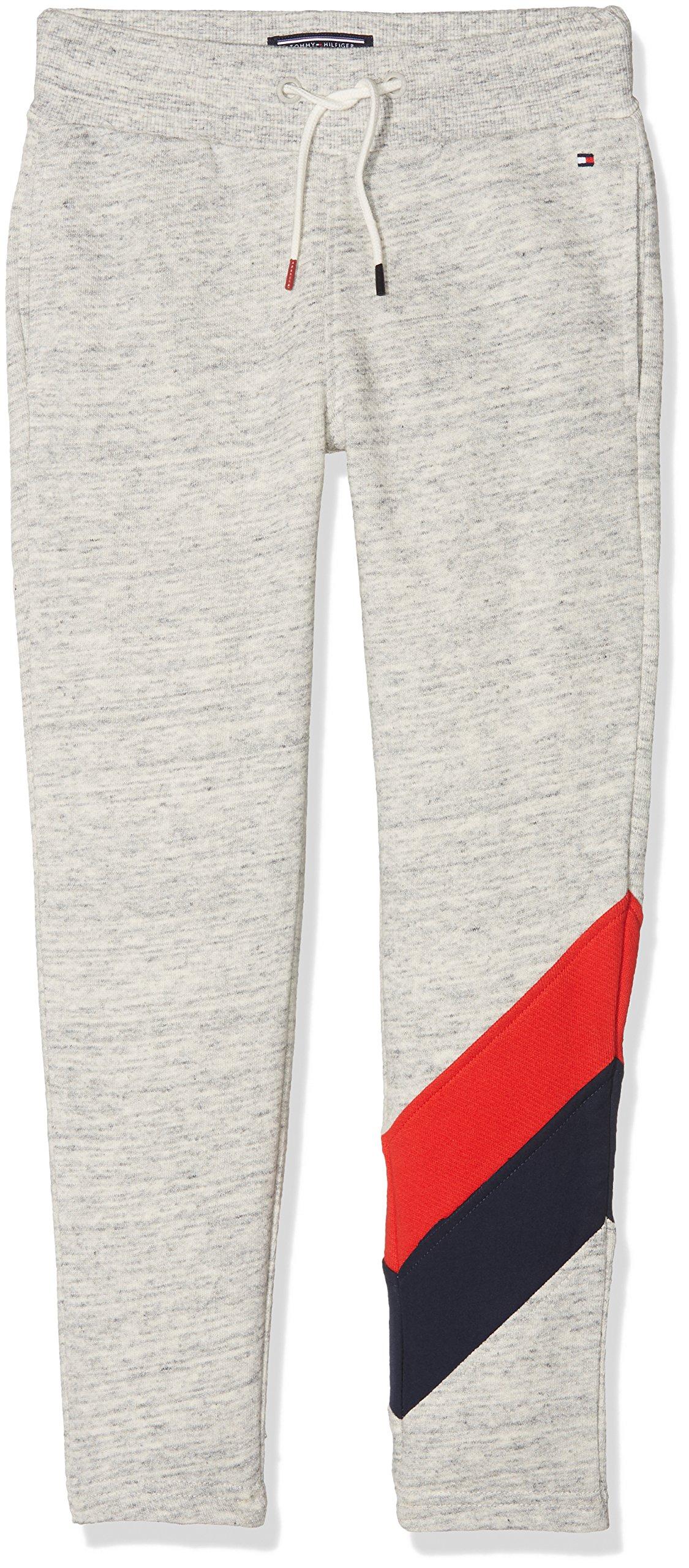 Tommy Hilfiger Racing Stripe Sweatpant Pantalones para Niños