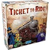 Days of Wonder DO7201 Ticket To Ride