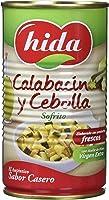 Hida Calabacín y Cebolla 340g x 6 Latas - Total: 2040 g