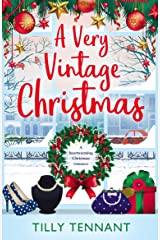 A Very Vintage Christmas: A heartwarming Christmas romance (An Unforgettable Christmas Book 1) Kindle Edition