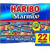 Haribo Starmix Multipack Mini Bag sweets 22 x 16g