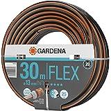 "GARDENA Comfort FLEX slang 13 mm (1/2"") 30 m: Vormvaste, flexibele tuinslang met Power Grip profiel, hoogwaardige spiraalwevi"