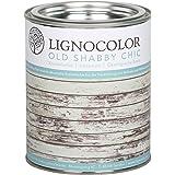 Farba kredowa, lakier w stylu wiejskiego domu, shabby chic, vintage, 1 kg (hiszpańska szarość)