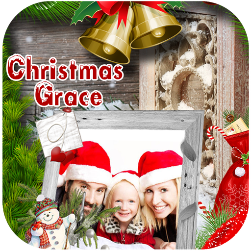 Christmas Grace - Best Customised Greeting Card App in the Market