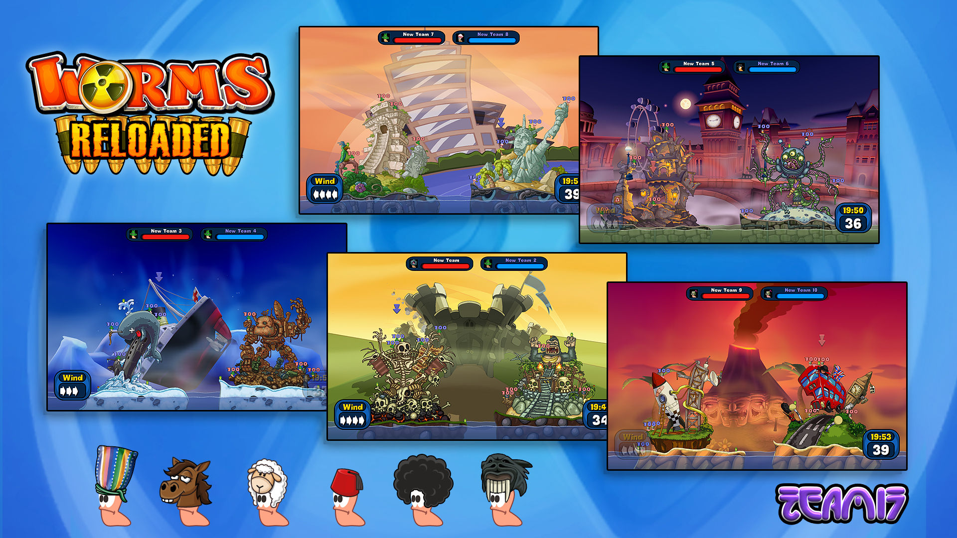 Worms Reloaded - The Pre-order F...