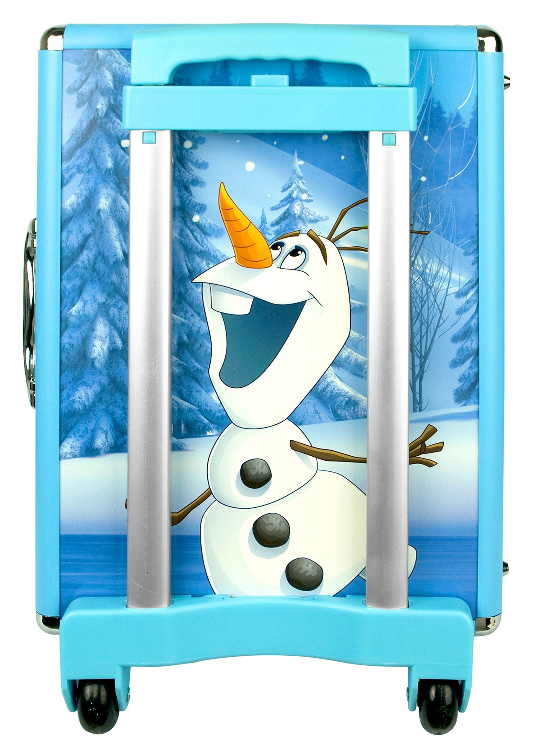 91YVq%2B0WTVL - Disney Frozen - Icy Adventures Beauty Trolley, pack de maquillaje (Markwins 9607310)
