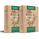 Nourish Organics Seeds and Nuts Muesli 300g,   Raisins   Apricots & Apples (Pack of 2)