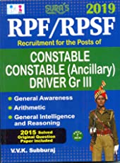 RPF Railway Protection Force: Constables