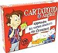 Jeu de 110 cartes : Cartatoto Anglais N3 - Les verbes courants