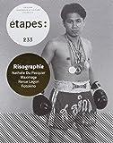 Etapes - numéro 233 Risographie