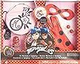 Bandai Miraculous Ladybug-Set di trasformazione-Costume-Gioco di ruolo-39749, Colore Rosso, Taglia Unica, 39780