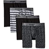 Hanes Mens 4-pack Freshiq Stretch Boxer With Comfortflex Waistband Brief 4-pack Freshiq Stretch Boxer With Comfortflex Waistb