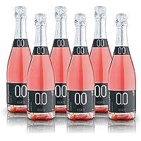 alternativa reg    Bollicine Rosato Extra Dry   0 0  vol  confezione 6 bottiglie 750ml