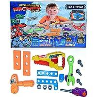 Toys Bhoomi Take Apart Dinosaur Tools Robot Playset for Boys & Girls Kids Birthday Gifts