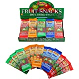 Frutina Real Fruit Snack Variety Box 15 g (Pack of 60) 100% fruit / Health snack for kids. Great for lunch boxes, Ideal…