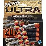 Nerf - Pack de 20 Flechettes Nerf Ultra One Officielles