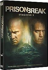 Prison Break - Stagione 5 (3 DVD)