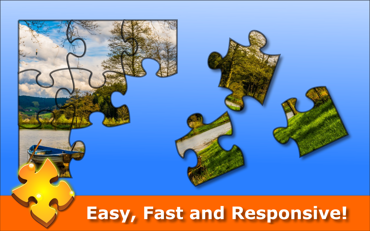 Jigsaw Planet Puzzle Games: Amazon.co.uk: Appstore for Android