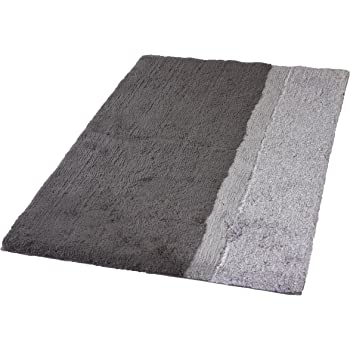 Badteppich Kleine Wolke Malaga Platin 55x65 cm