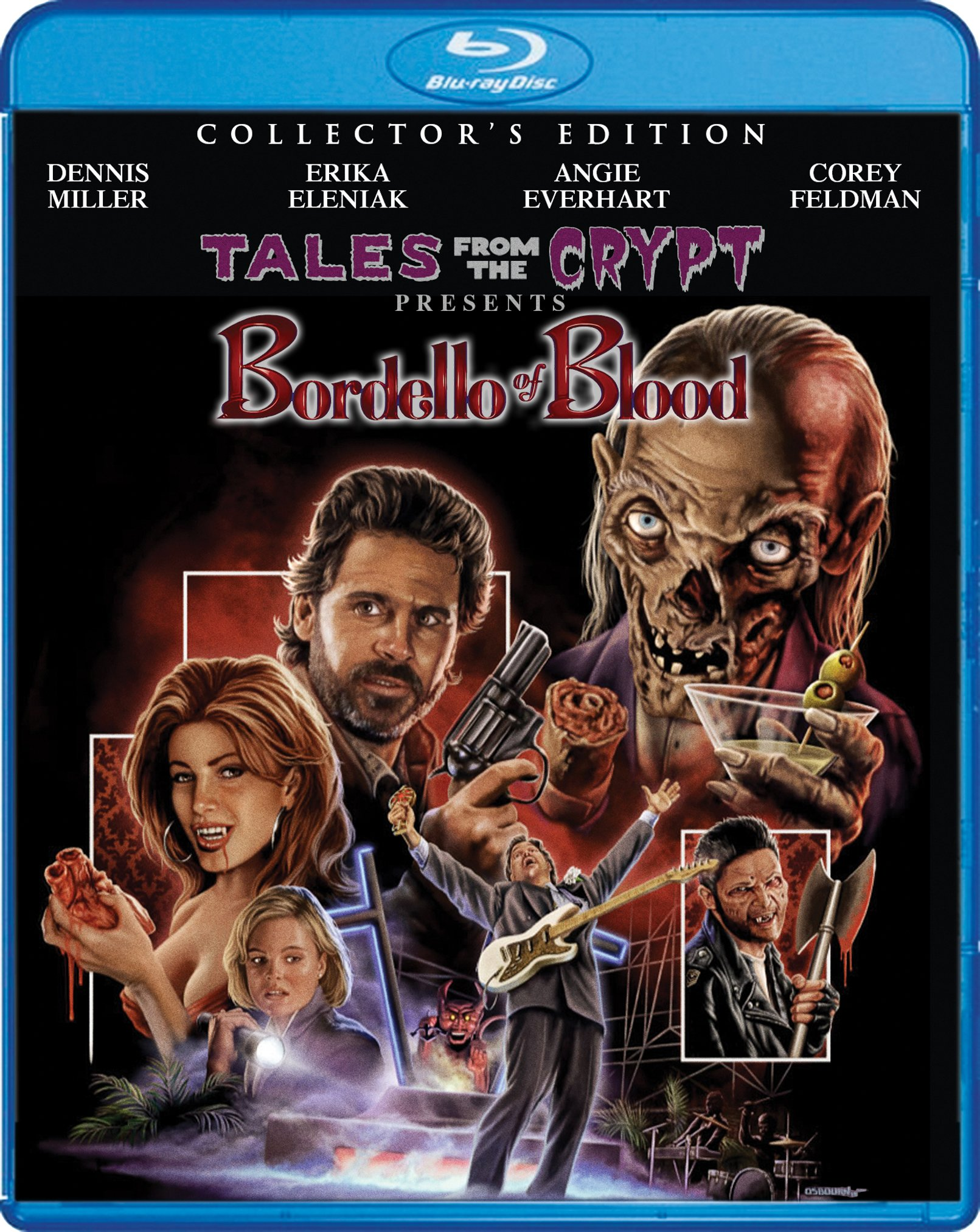 Tales From the Crypt Presents: Bordello of Blood [Edizione: Francia]