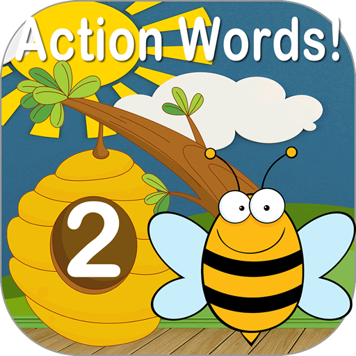 Action Words!TM 2 - Video Flashcard Player