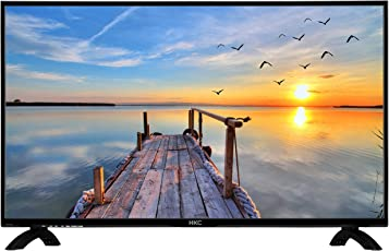 """HKC 32C9A 32 """"LED TVs (HD Ready, TRIPLE TUNER, DVB-T2 / T / C / S2 / S, H.265 / HEVC, CI +, 3x HDMI, media player via USB2.0) [Class of energy efficiency A]"""