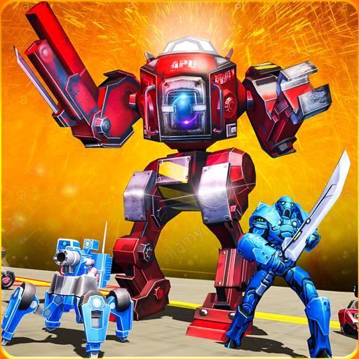 Future Robot Battle Simulator: Futuristic Robot (Galaxy-simulator)