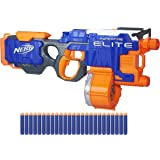 Nerf N-Strike Elite Hyperfire Blaster Toy Gun for Kids
