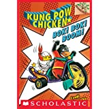 Bok! Bok! Boom!: A Branches Book (Kung Pow Chicken #2)