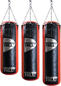 Details about  /Unfilled Boxing Punch Bag MMA Martial Arts Heavy Duty KickBoxing 3Ft