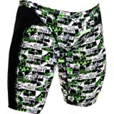 Funky Trunks Male Training Jammer - Streetscape