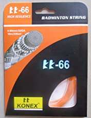 Konex High Resilience Badminton String