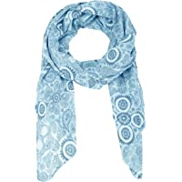 Zwillingsherz Panno di seta per donne e ragazze Paisley elegante accessorio in cotone/seta/foulard / bandana da spalla o…