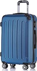 BEIBYE 2045 Hartschale Koffer Kofferset Trolley Reisekoffer Größe XL-L-M in 12 Farben