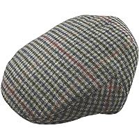 Pesci Kids Berretto Piatto Classico Cappello Bambino Newsboy Tweed Peaked Flat cap