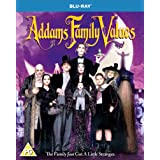 Addams Family Values [Blu-ray] [2019] [Region Free]