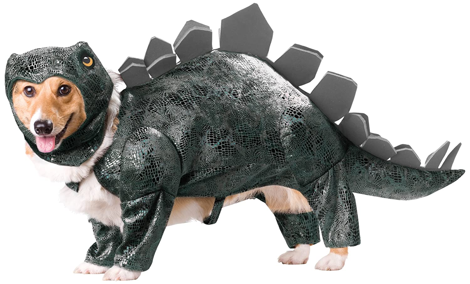 Animal Planet Stegosaurus Dog Costume, Small Amazon.co.uk Pet Supplies