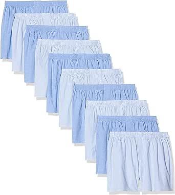 Citylife Mens Boxer Shorts Multipack (10 Pack) - Cotton Mens Boxers