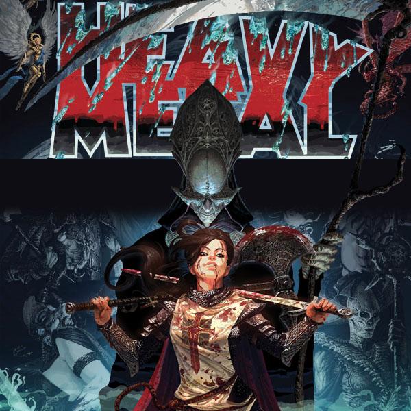Heavy Metal (Issues) (28 Book Series)