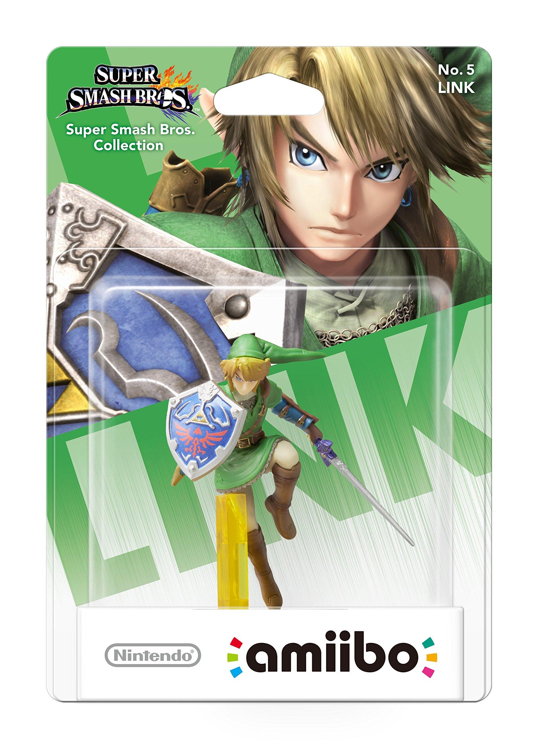 Nintendo – Figura Amiibo Smash Link