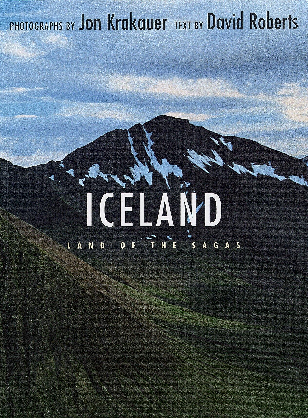 Iceland: Land of the Sagas [Lingua Inglese]