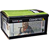 Toner Lexmark Giallo Per C544 X544 Da 4K