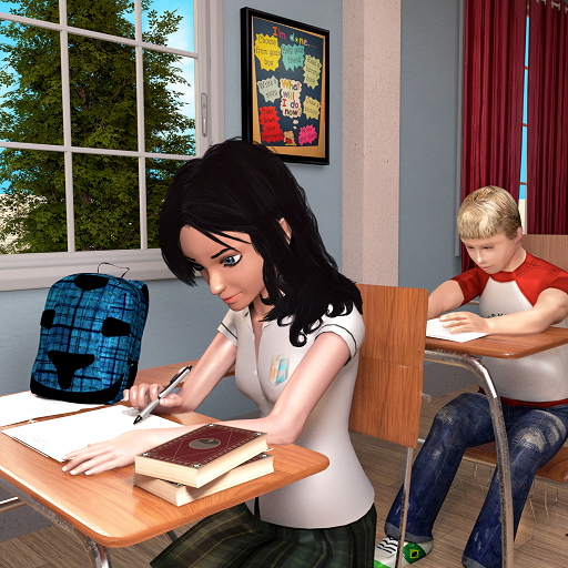 l-Mädchen-Simulator-Spiele 2018 ()
