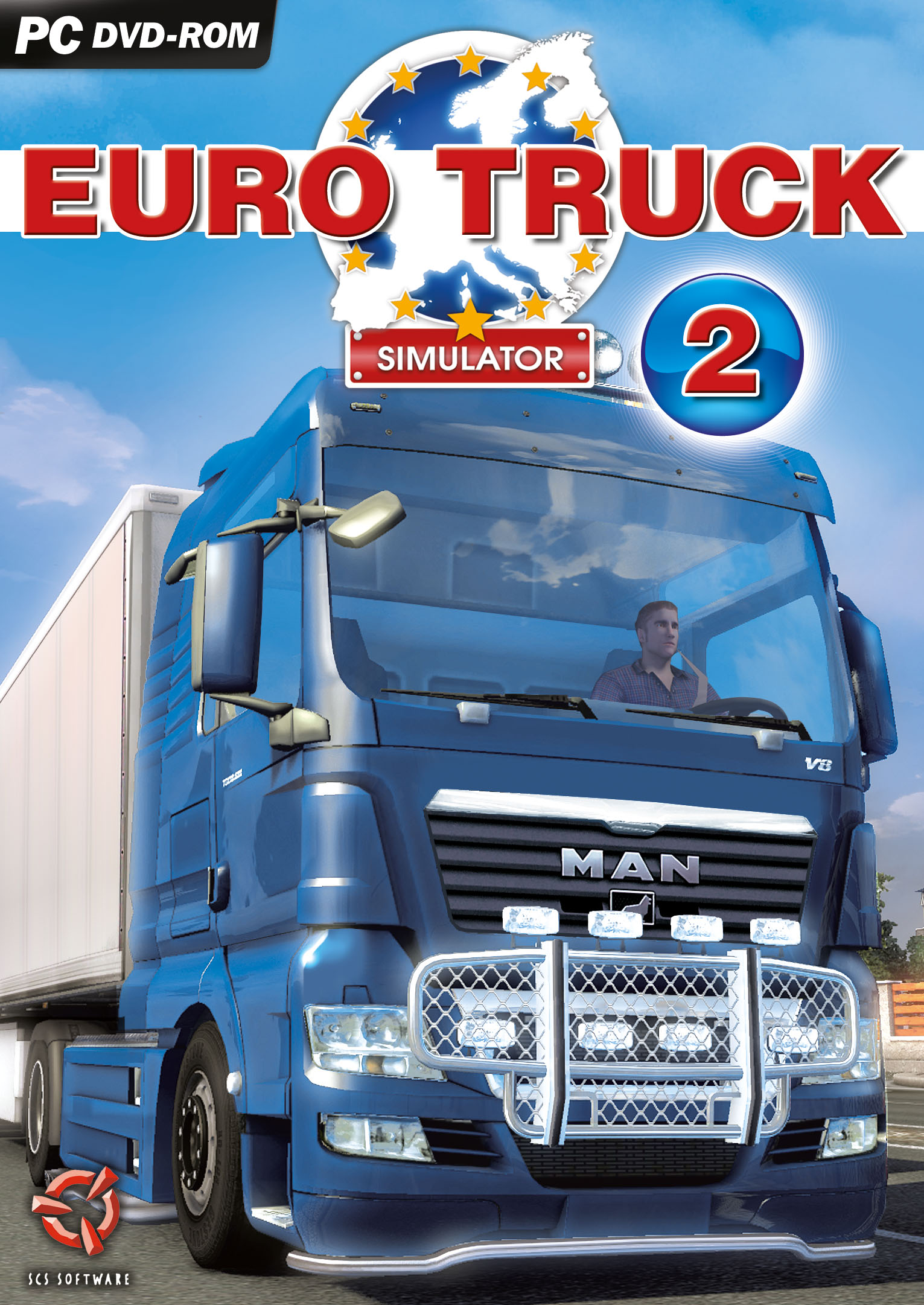 Euro Truck Simulator 2 [PC Code - Steam]