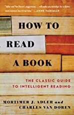 How to Read a Book (A Touchstone Book)